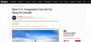 Forbes. Northern neighbours a boon for remote and branch tech offices, says VanHack