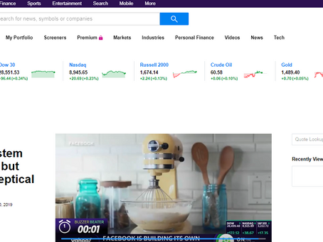 Yahoo Finance. Facebook OS a debacle in the making, scoffs PCIS