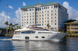 bigstock-A-Luxury-White-Yacht-Past-Cond-