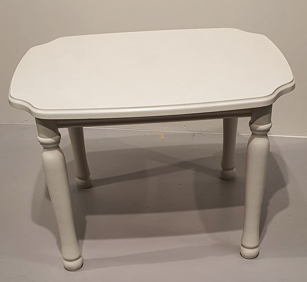 Hvitt bord
