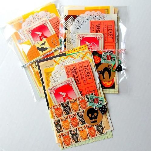Halloween Mini Paper Pack