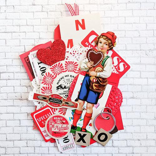 Valentine's Inspiration Kit / Valentino