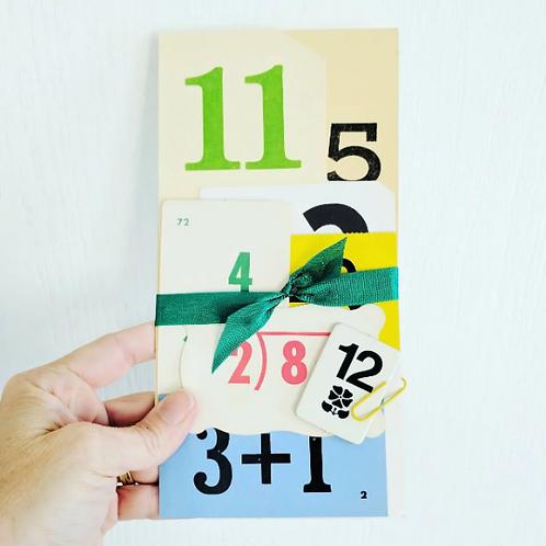 Vintage Flash Card Pack