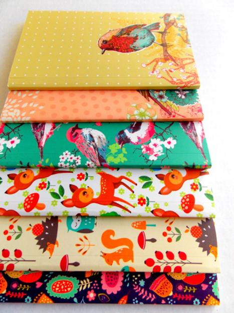Mini Paper Notebooks