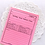 Thumbnail: Pink While You Were Out Message Slips