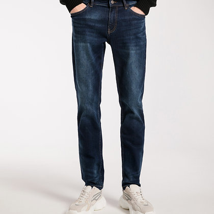 Men's Denim Jeans (Dark Wash)