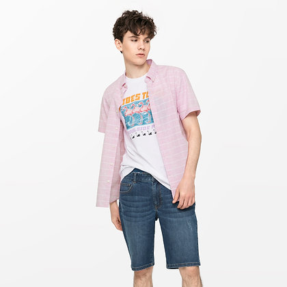Men's Short Sleeves Shirt