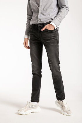 Men's Denim Jeans (Dark Grey)