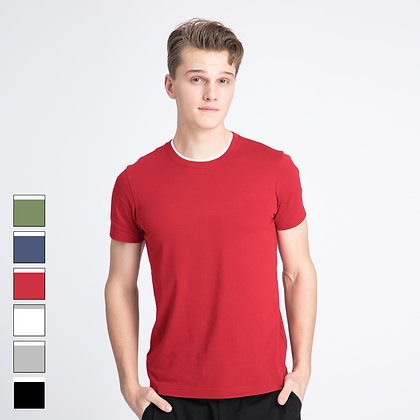 Men's U Neck T-Shirt