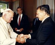 #38 Pope John Paul II and AJC