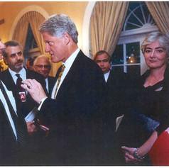 #17 Bill Clinton, 1999