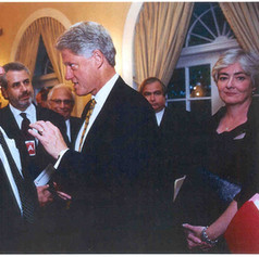 #17 Bill Clinton, 1999