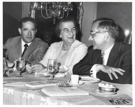 #5 Golda Meir at AJC Annual Meeting 1968