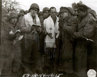 #45 AJC and NBC in Germany 1944