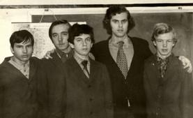 #25 David Harris teaching in Moscow