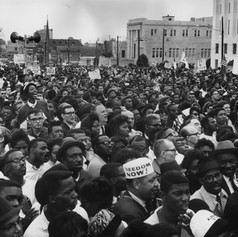#13 Selma Civil Rights March