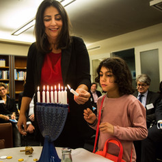 #22 Berlin Office Chanukah Reception, 2016