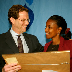#20 Ayaan Hirsi Ali and David Harris, 2006