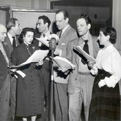 #16 Passover Radio Program, April 1954.