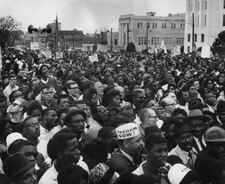 #10 Selma Civil Rights March