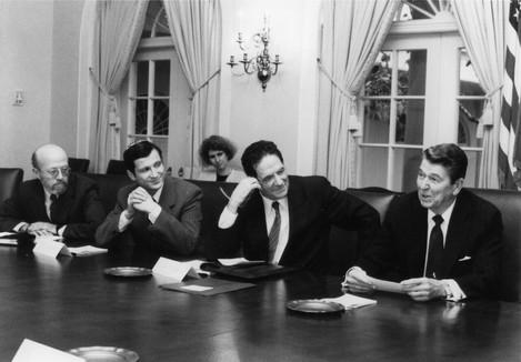 #43 Meeting with Ronald Reagan