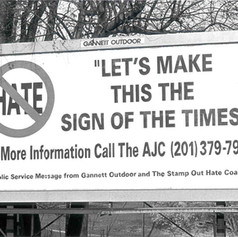 #37 AJC No Hate Ad
