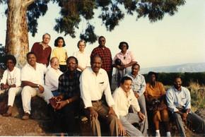 #41 Black Christian Leadership in Israel, 1991