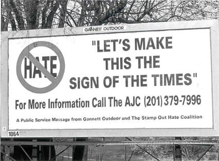 #37 AJC No Hate Ad