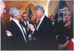 #13 Bill Clinton, 1999
