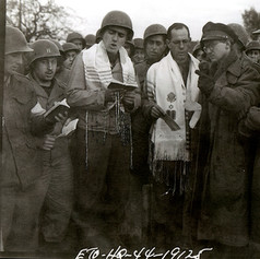 #45 AJC and NBC in Germany, 1944