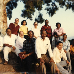 #41 Christian Black Leaders in Israel, 1991