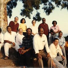 #41 Christian Black Leaders in Israel, 1991