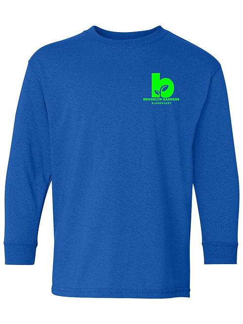 Brooklyn Gardens Long Sleeve T-Shirt