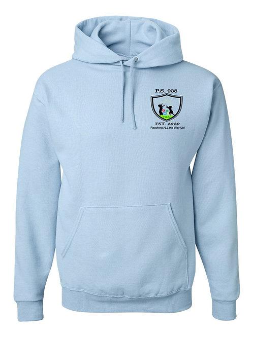 P.S. 938 Hooded Sweatshirt