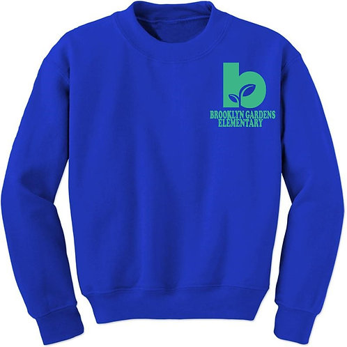 Brooklyn Gardens Crew neck Sweatshirt