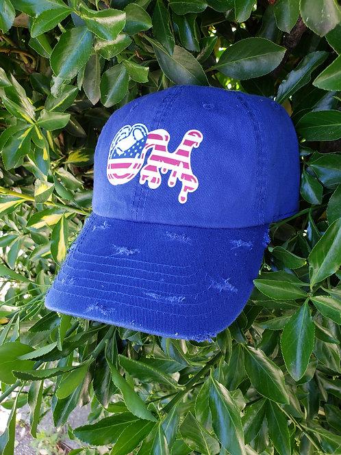 """America """"Making It Look Kool """" M.I.L.K Dad Hat"""