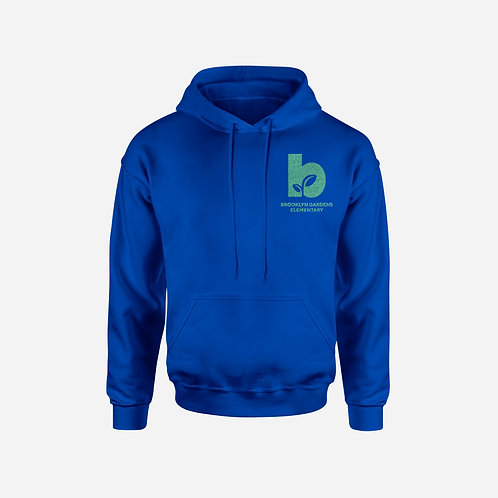 Brooklyn Gardens Hooded sweatshirt