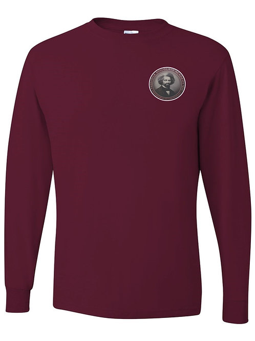 FREDERICK DOUGLASS ACADEMY VIII LONG SLEEVE  T-SHIRT