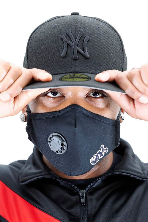 M.I.L.K Respirator Face Mask /1 PM Filter 2.5 Included