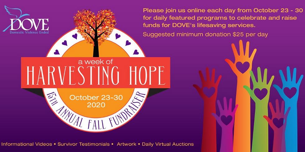 Week of Harvesting Hope!