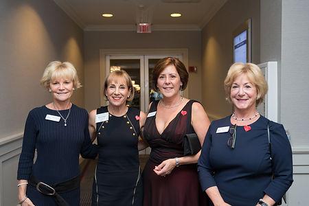 L-R- Nancy Keating, Betsy Cohen, Mary Christo, Mary Jo Murphy.jpg