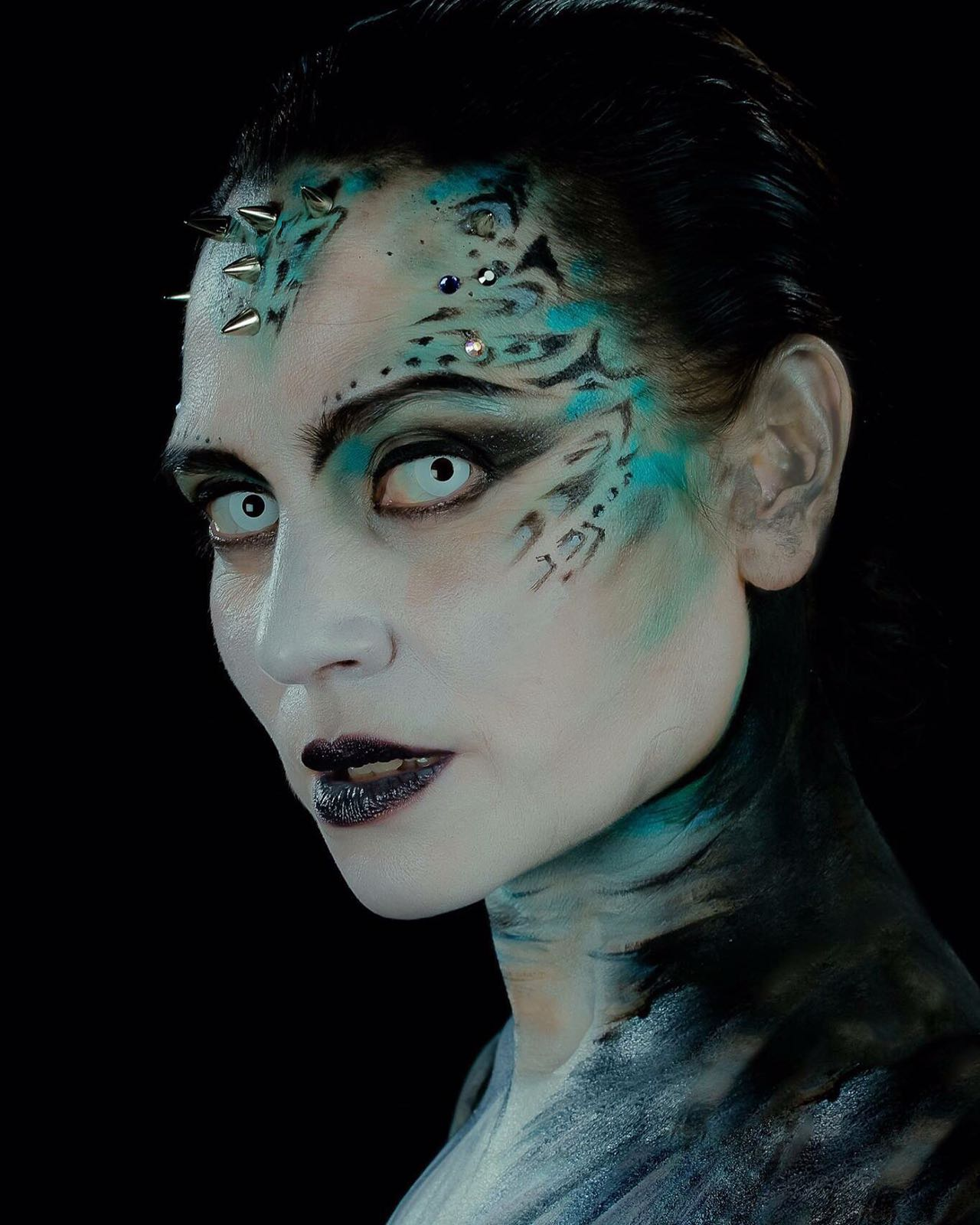Body Paint & Make-up