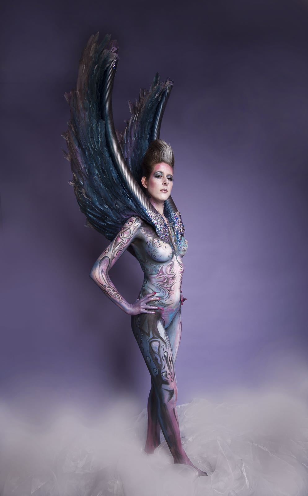 Wings & Bodypaint