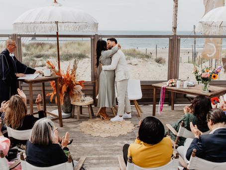PREVIEW BEACH WEDDING NICO & MYROU