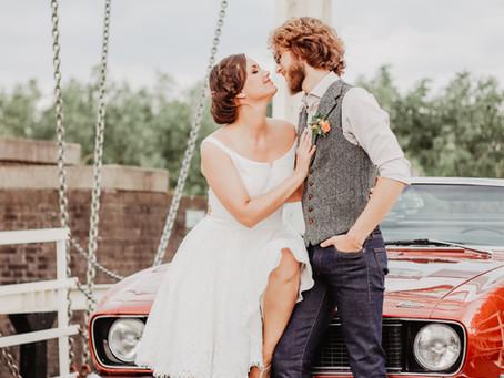 ROCK & ROLL WEDDING TIMON & ILENA