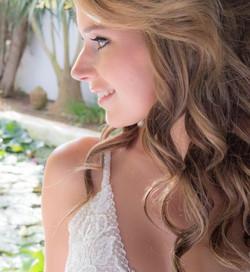 Ibiza hair & wedding make-up