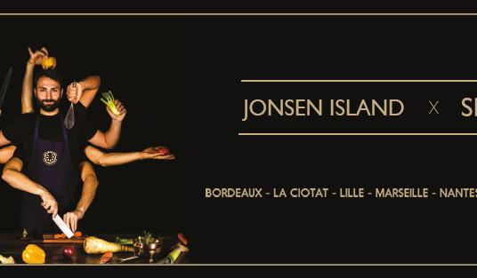 JONSEN ISLAND x SPOK