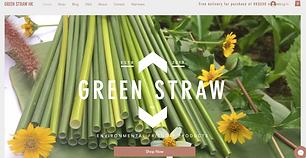 Green Straw HK