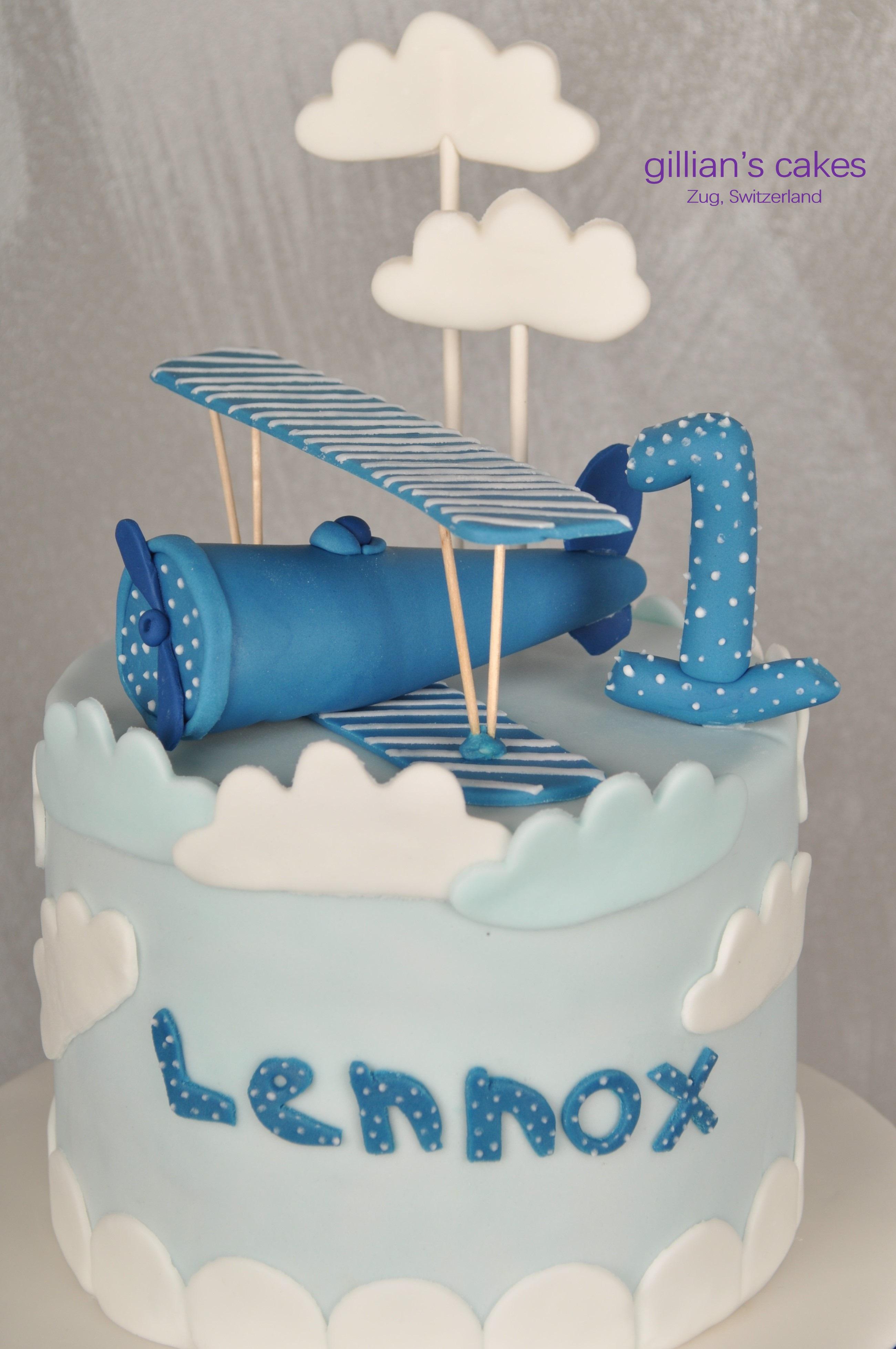 Birthday Cakes Zug Zurich Luzern Gillian S Cakes