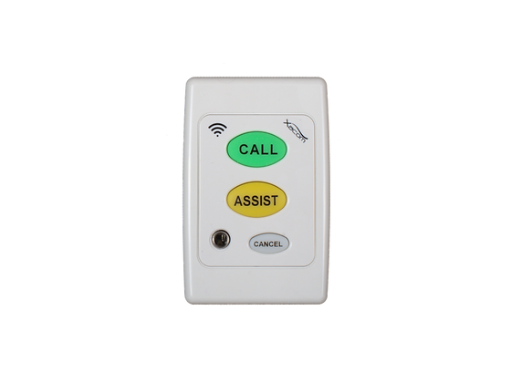 Call/Assist/Cancel with Jack & Wireless Receiver
